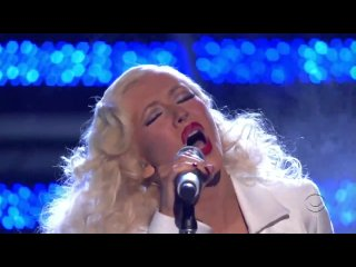 Christina Aguilera - It's A Man's World (live at Grammy Awards 2007)